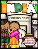 India ~ A Country Study ~ Integrated Social Studies, Langu