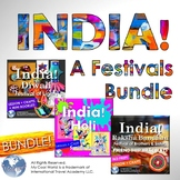 India! A Festivals Bundle - Diwali, Holi, and Raksha Bandhan