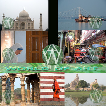 India: Calcutta, New Dehli, Agra, Jaipur, Ranthambore, Jhansi & Varnarsi