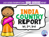 India Country Report