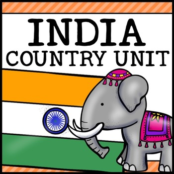 India Country Social Studies Complete Unit