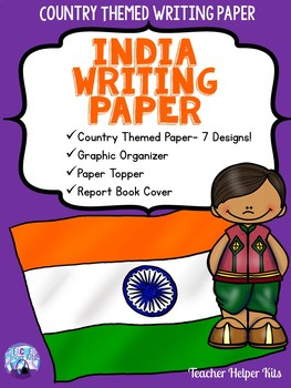 India Country Study- Writing Paper