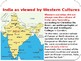 India-Cultural Traditions, Geog, Wildlife, Govt and Economy PwrPt