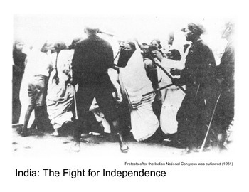India: Gandhi, Nehru + The Fight for Independence