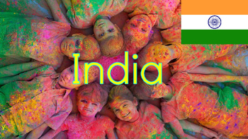 India- Geographic Overview