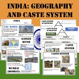 India: Geography and Caste System