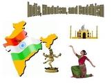 India, Hinduism, Buddhism - Promethean Flipchart