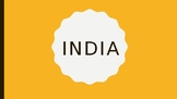 India - Human and Physical Geography