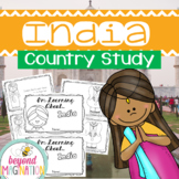 India Booklet Country Study Project Unit