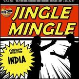India Jingle Mingle Fun Class Review Activity