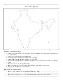 India Map Activity