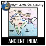 India Map Activity- Gupta, Mughal, or present day