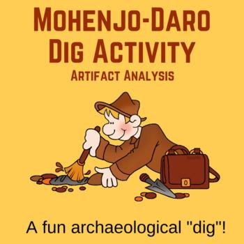 India: Mohenjo-Daro Dig Activity