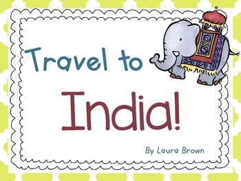 India Packet for Elementary