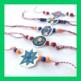 India! Raksha Bandhan, the Festival of Brothers & Sisters - Rakhi Bracelet Craft