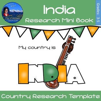 India - Research Mini Book