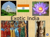 India Social Studies / History / Geography