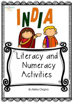 India Unit- A literacy and Numeracy Pack