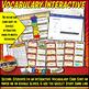 India Vocabulary Card Sort & Google Interactive, Quizlet Link, Activity