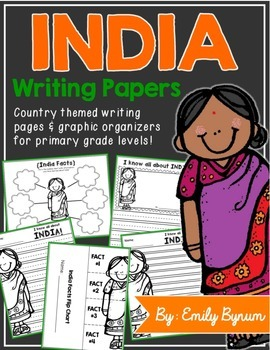 India Writing Papers (A Country Study!)