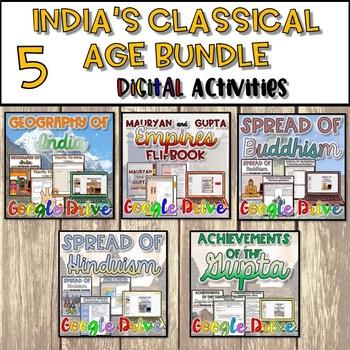 India's Classical Age Bundle {Digital}
