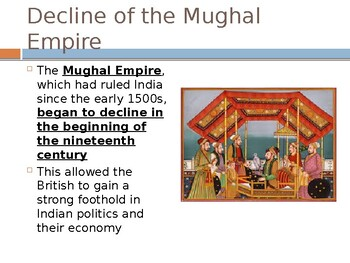 India's Independence Movement PowerPoint
