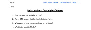India video questions