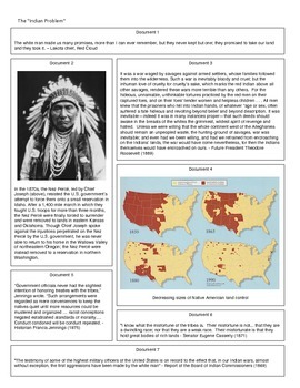 Indian Affairs (Document Packet)