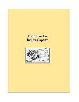 Indian Captive Complete Literature and Grammar Unit