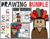 Thanksgiving INDIAN Drawing Bundle