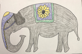 Indian Elephant Directed Draw Video - Core Knowledge Early Asian Civilizations