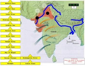 Indian Geography  - Bill Burton