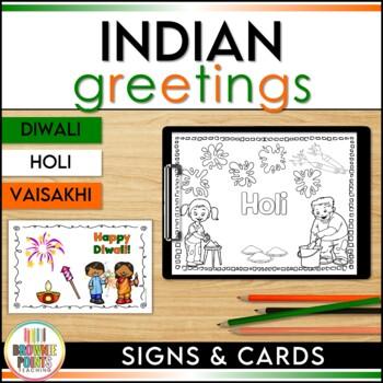 Indian Greetings - Celebrating Hindu and Sikh Holidays