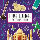 Indian Heritage Activity Book