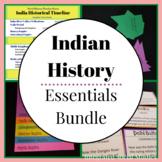 Indian History Essentials Bundle