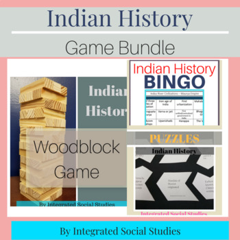 Indian History Game Bundle