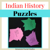 Indian History Puzzles