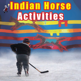 Indian Horse Fun Activities- found poetry, one pager, + 2 more!