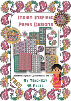 Indian Inspired Paper