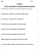 Indian Ocean Text Evidence and Mapping Worksheet