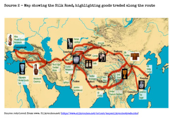 Indian Ocean and Silk Road Trade Systems Ancient History Lab SS.6.W.4.10