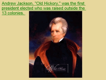 Indian Removal and the Election of Andrew Jackson