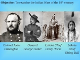 Indian Wars PowerPoint Presentation