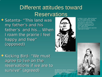 Indian Wars powerpoint Texas History 7th grade