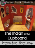 Indian in the Cupboard Interactive Novel Study: Interactive Notebook or Lap Book