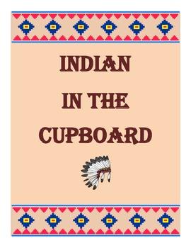 Indian in the Cupboard Literature Unit Native American Common Core