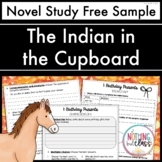 The Indian in the Cupboard Novel Study Unit: FREE SAMPLE