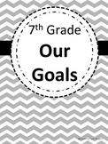 Indiana 7th grade Math Goals