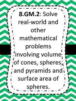 Indiana 8th Grade Math Goals