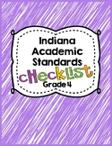 Indiana Academic Standards Checklist.Grade 4